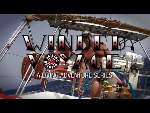 Winded Voyage 3 | Episode 8 I Living Alone & Solo Sailing Naked