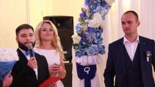 Свадебная Цремония Росписи 08.10.16 (смотреть до конца)