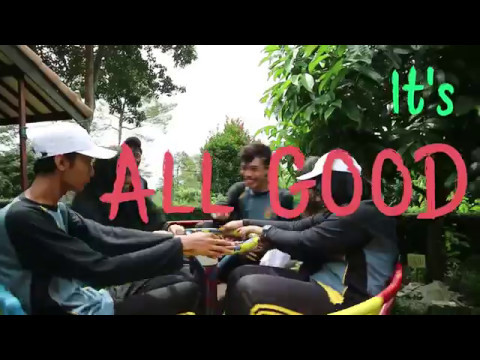 Dipha Barus ft  Nadin -  All Good (Music Video Lyric)
