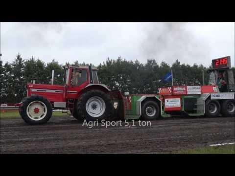 Agri Sport 5,1 ton Hoeven 24 Juni 2017