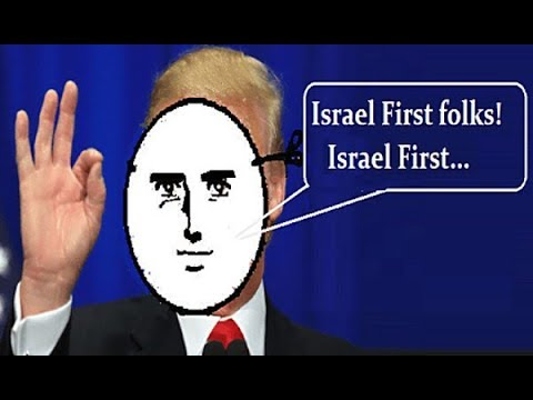"James Perloff, ""Trump: America or Israel First?"""