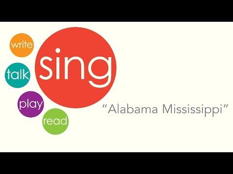 Alabama Mississippi