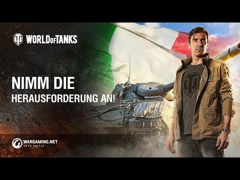 Schließ dich World of Tanks mit Buffon an! [World of Tanks Deutsch] thumbnail