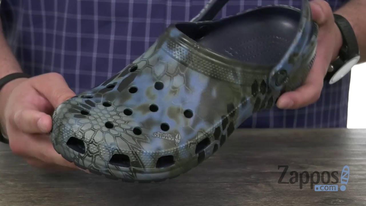 Crocs Classic Kryptek Neptune Clog SKU