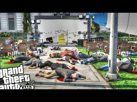 President Speech Assassination - GTA 5 PC MOD