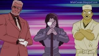 Detective Conan: Pembahasan Tentang RUM - Siapa RUM? (Black Organization)
