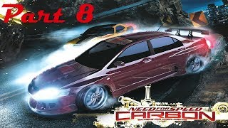 Need For Speed: Carbon | #8 - Darius skončil! [The End] | CZ/SK [1080p60FPS]