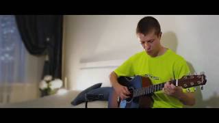 Виктор Цой (КИНО) Кукушка на гитаре