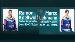 Lehmann & Knellwolf (Part 1 von 3)) // Berufsmesse Zürich, Donnerstag 22. November 2018 um 14:15 Uhr