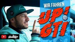 HOW DEEP? // WIR FAHREN DEN VW UP GTI