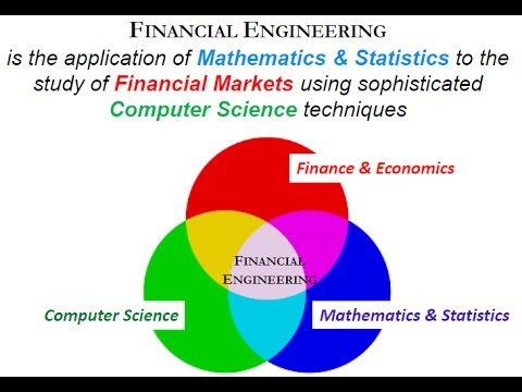 Webinar - Financial Engineering Course