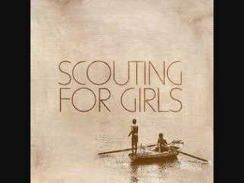 She's so Lovely - Scouting For Girls (With Lyrics)