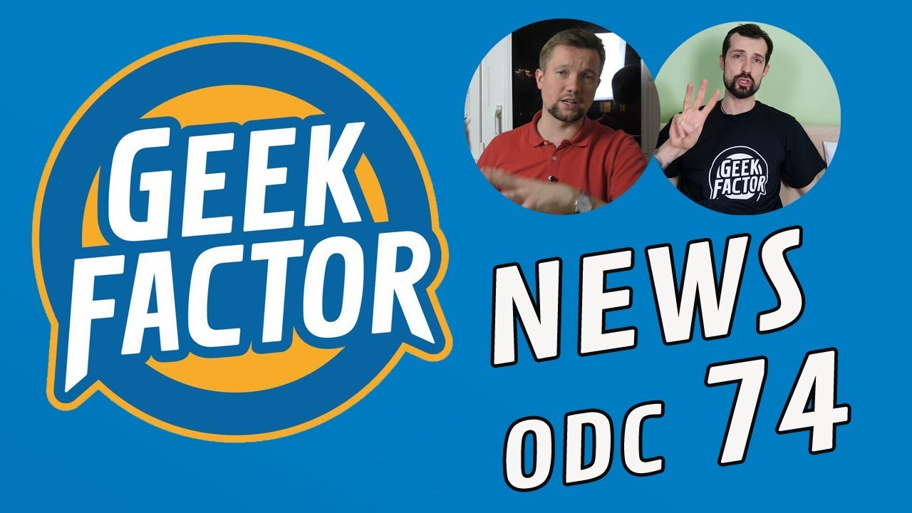 Geek Factor News 74 – Ocean's 8, Bright 2 i DCEU