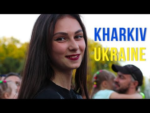 Kharkiv, Ukraine: City of Splendid Beauties