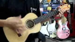 [搖滾玩家樂器]小松 烏克麗麗 范逸臣 無樂不作 UKELELE KAKA thumbnail
