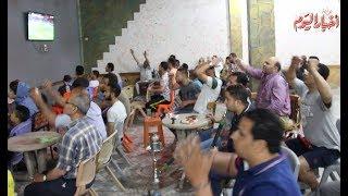 أخبار اليوم | جماهير الزمالك بعد الهزيمة : هنجيب البطولة من برج العرب