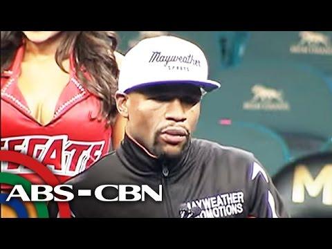 Titulong nakuha ni Floyd kay Pacquiao, binawi ng WBO
