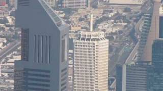 BURJ DUBAI 124TH FLOOR Observation Deck