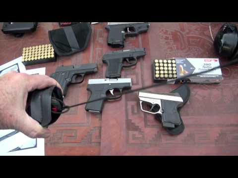 Micro Desert Eagle .380 ACP Pocket Pistol