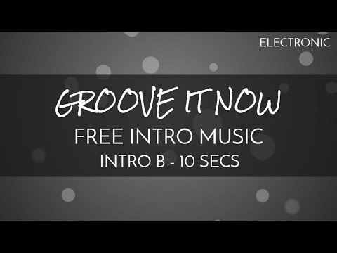 Royalty Free Intro Music - 'Spin' (Intro B - 10 seconds