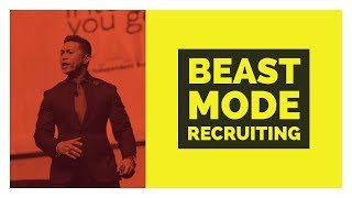How To Recruit 20K people in your MLM business - Max Knowles