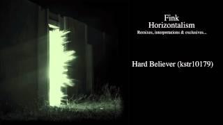Fink - Hard Believer (kstr10179)