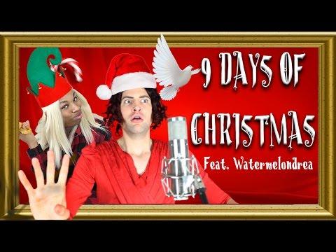 Ghetto 12 Days of Christmas w WATERMELONDREA  Sheedra