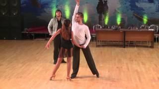 Denis Ryeka | Пространство | Латиноамериканские танцы