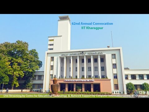 62nd Annual Convocation: IIT Kharagpur- Day-01 (Mirror-01)