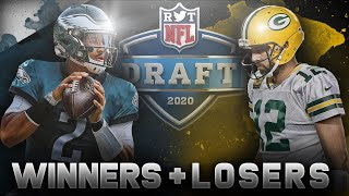 10 Winners & Losers from the 2020 NFL Draft | #NFLRT