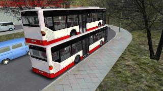 OMSI Glitches 7 Great Grundorf 2 Mercedes Citaro Stacked OMSI 2 The Bus Simulator