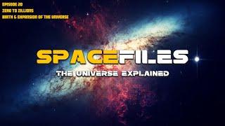 Spacefiles: Xoom Rau Zillions - Yug & Kev Loj Hlob ntawm lub Ntiaj Teb (Rov 20 ntawm 26)