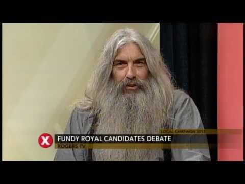 Fundy Royal, New Brunswick Debate – Federal Elections 2015 - The Local Campaign, Rogers TV