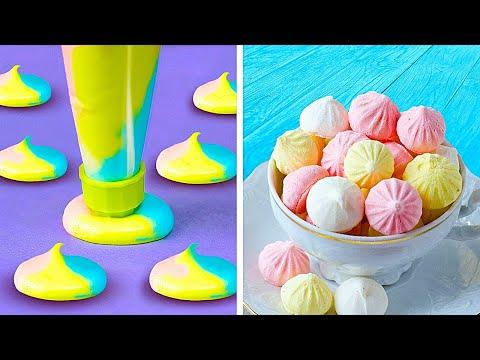 Mind-Blowing Dessert Recipes You'll Love || Cake Decorating Ideas Anyone Can Repeat!