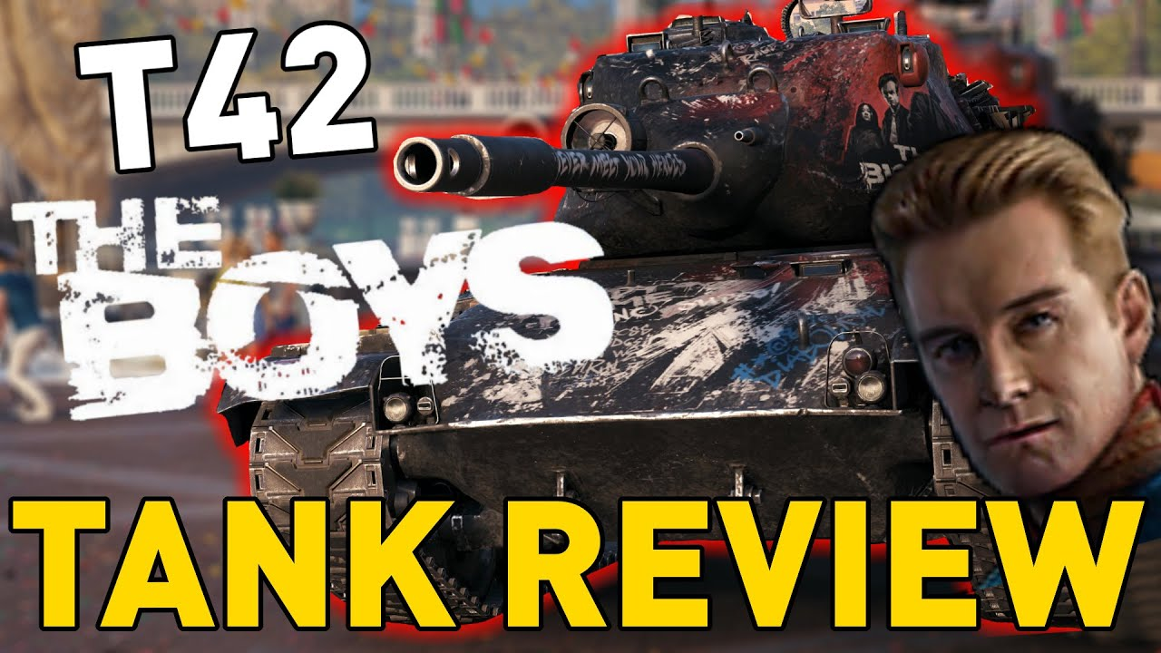 "T42 ""The Boys"" - Tank Review - World of Tanks thumbnail"