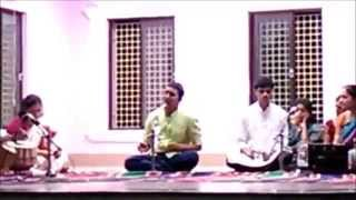 Gowardhan Giridhari - bhajan in raga pilu by nandan