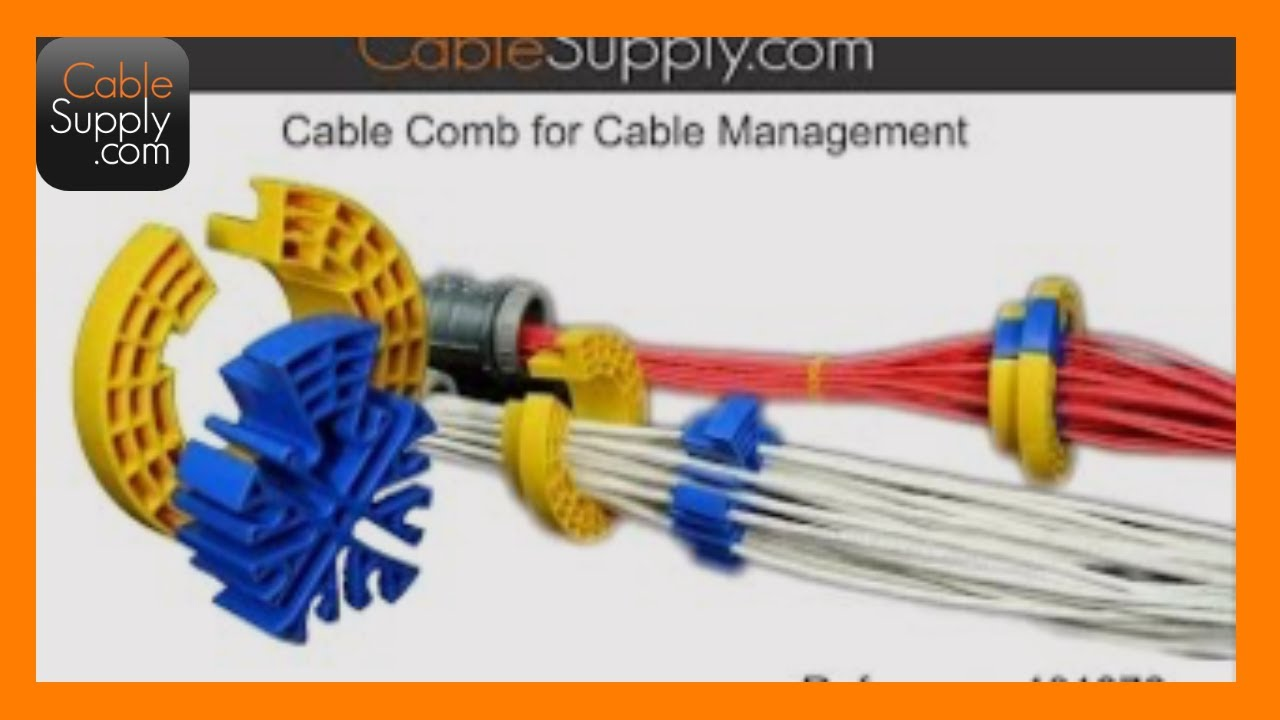 Bundling Ethernet Cable with the Cable Comb and Terminating a Patch on network cable suspension, network cable pattern, network cable chart, network cable outlet, shielded cable, patch cable, network switch, optical fiber cable, network cable junction box, category 3 cable, network cable wire, network cable diagram, tia/eia-568, networking cables, network cable colors, patch panel, network cable order, network cable punch down, modular connector, network cable parts, network cable installation, category 6 cable, network interface controller, network cable connectors, network cable distributor, network cables product, ethernet hub, network cable accessories, network cable comparison table, network cable pinout, network cable conduit, plenum cable, coaxial cable, network cable tools, power over ethernet, crossover cable, ethernet crossover cable,
