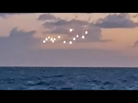 US Intelligence Officer on UFO Relationship with Oceans