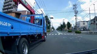 【ドラレコ】これで事故っても路上駐車はお咎めなしですかね・・・【ドライブレコーダー】