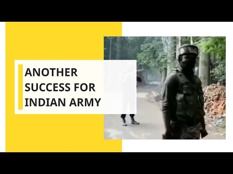 Encounter in Pulwama ends, Another success for Indian Army
