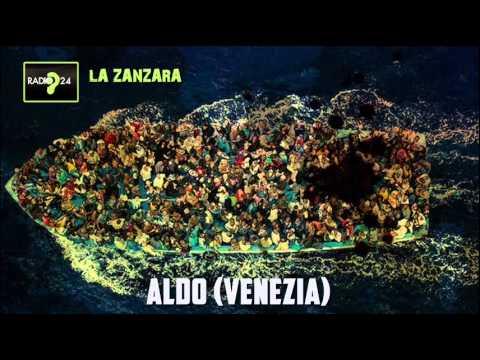Naufragio Sicilia, telefonate shock a La Zanzara:
