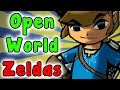 The Other PLANNED Open World Zelda Games