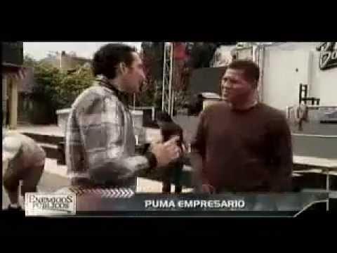 PUMA CARRANZA & PUCHUNGO YAÑEZ @ BOULEVARD CALLAO 2011
