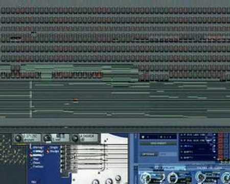 Score in FlStudio7