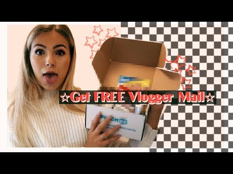 How YOU can get FREE Vlogger Packages