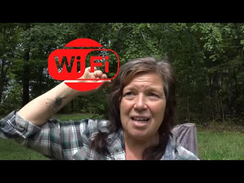 Full-time Rving: How to Get Internet in Remote Places