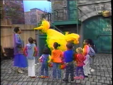 Sesame Street - Maya Angelou Plays