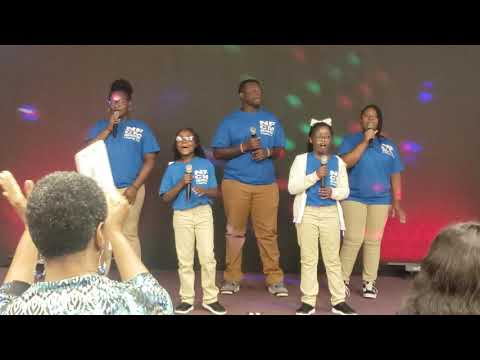 """""""Deliver Me"""" performed by New Faith Christian Ministries Youth"""