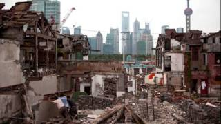gigantische Geisterstädte- Chinas Megastädte in der Wüste
