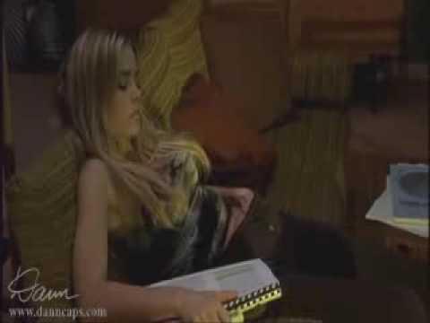 Denise Richards masturbating on couch
